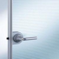 Фурнитура для дверей в алюминиевой раме