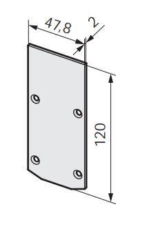 28220/Торцевая заглушка