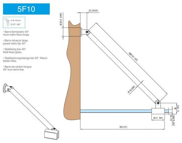 5F10/анод
