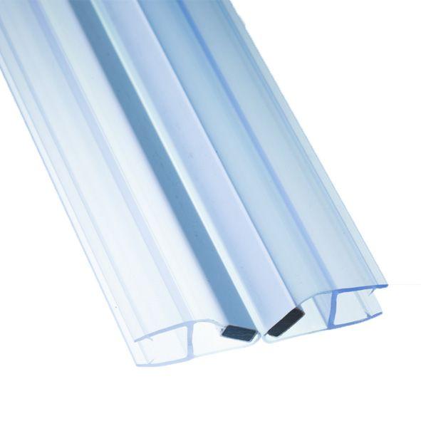 PS10M-U/8мм-2.5/магнит белый + ультра прозрачный силикон