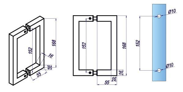 DH14S-152/глянец