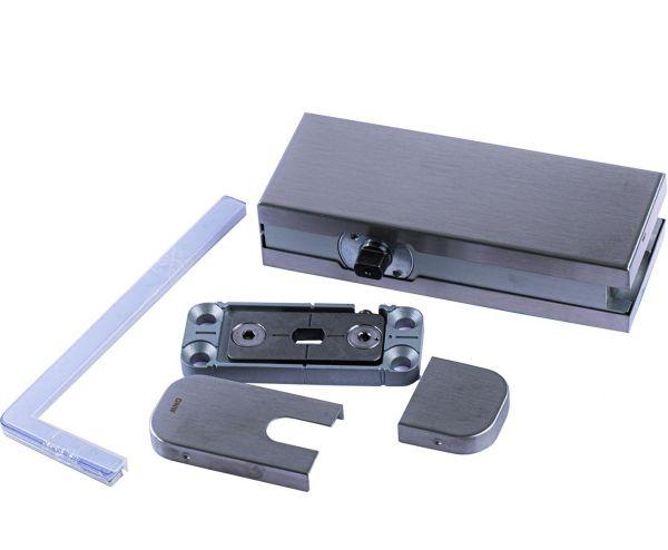 FL865BS-90/Петля с доводчиком/мат. нерж.